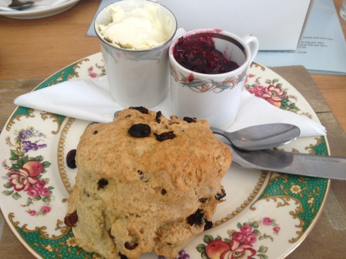 tea house bakery brockenhurst