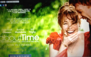 about time film poster review