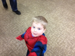 toddler spiderman outfit