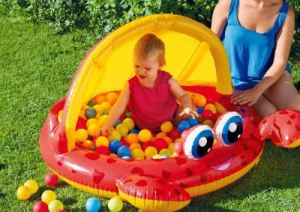 baby crab ball pit