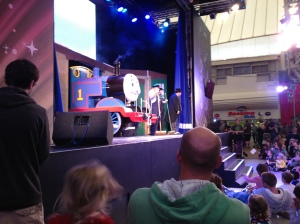 butlins just for tots show